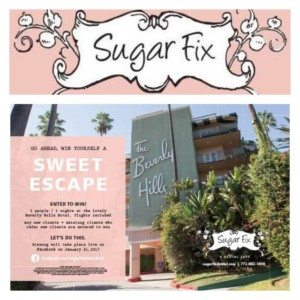 sugar fix dental loft//beverly hills hotel blog//kicking off 2017 with a bang